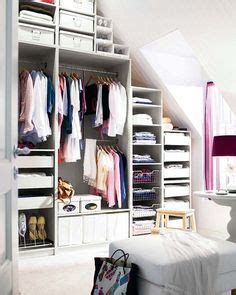 Cheap Wardrobe Solutions by 1000 Ideas About Attic Bedroom Closets On