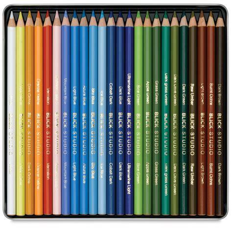 blick colored pencils 22063 2249 blick studio artists colored pencils blick