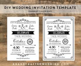 free rustic wedding invitation templates fearsome free rustic wedding invitation templates