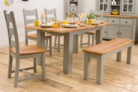 Dining Tables With Benches Ireland by Queenstown 6 Dining Set Ireland