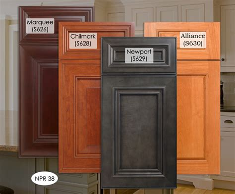 wood cabinet stain colors the stains and finsihing colors for kitchen