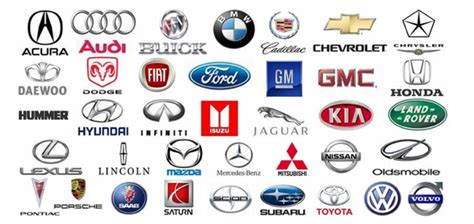 cars brands vehicles tires