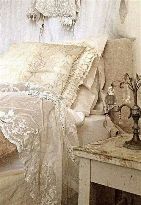 vintage lace romantic shabby home decor pinterest