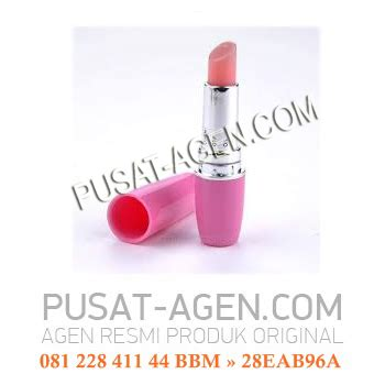 alat bantu sex wanita vibrator lipstik agen resmi produk