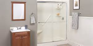 tub to shower conversion baths