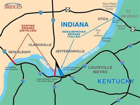 road map kentucky indiana indot to track santa s travels on its social media pages