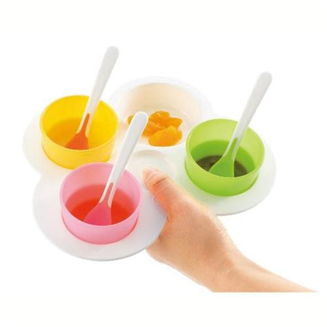 Richell Weaning Starter Set For Baby richell uf weaning starter set babyonline