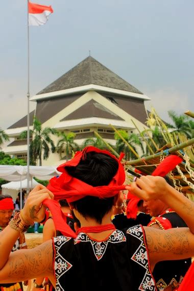 tato ukiran dayak bahau indonesiakaya com eksplorasi budaya di zamrud khatulistiwa