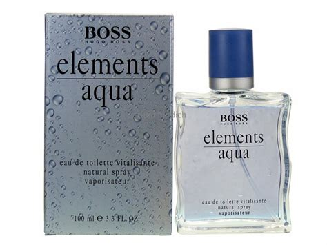 Hugo Element Aqua 100 Ml hugo elements aqua eau de toilette edt 100 ml spray