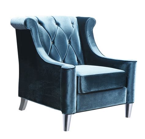 Blue Chair Velvet Chair Uk Chair Bevrani