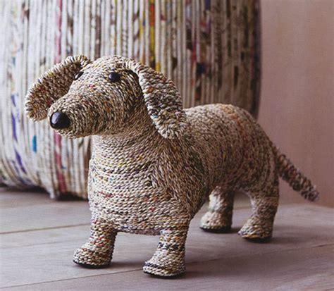 Clever the Dog: Dachshund Home Decor Sculpture: NOVA68.com