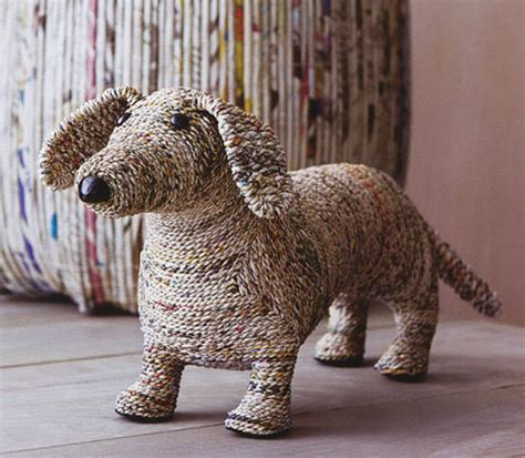 Clever the Dog: Dachshund Home Decor Sculpture: NOVA68.com