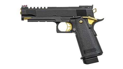 Tokyo Marui Hicapa 5 1 tokyo marui hi capa 5 1 gold match gbb pistol model tm