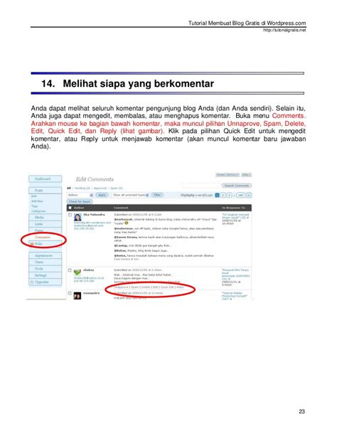 tutorial membuat wordpress gratis tutorial membuat blog gratis di wordpress com baru