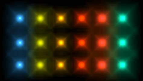 blinking lights animated stage lights stock footage 4953095