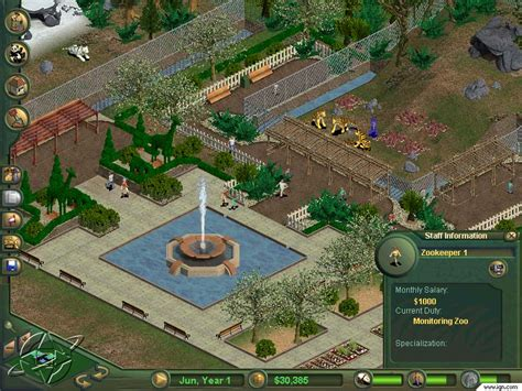 design a zoo game zoo tycoon screenshots pictures wallpapers pc ign