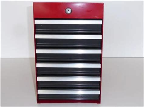 bench top tool box sears craftsman 6 drawer heavy duty mini bench top tool box excellent condition ebay