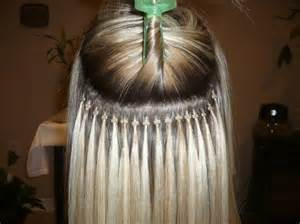 hair extension types types of human hair extensions and my personal experience