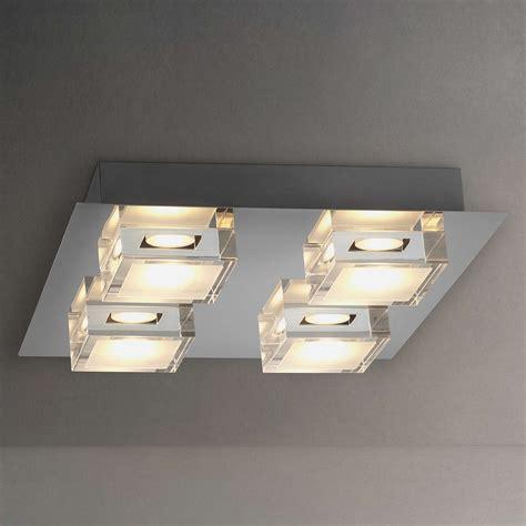 led bathroom ceiling lights lewis arlo led bathroom ceiling light chrome at