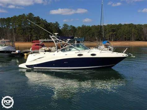 sea ray amberjack boats for sale sea ray amberjack 270 boats for sale boats