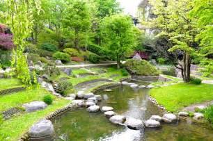 le jardin japonais navigue entre symbolique et harmonie