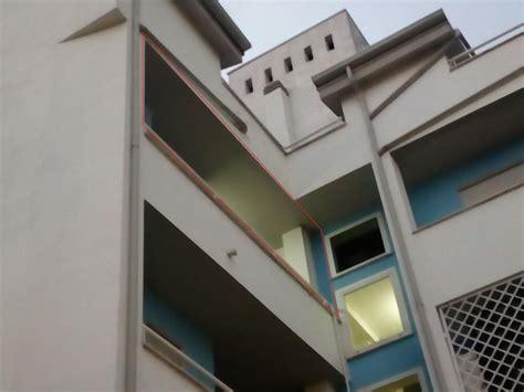 verandare un balcone verandare balcone di casa a spoltore pescara