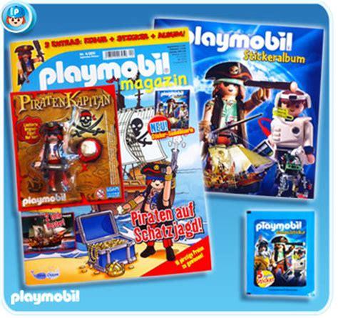 Magazine Set playmobil set 80512 ger magazine nr 12 pirate figure