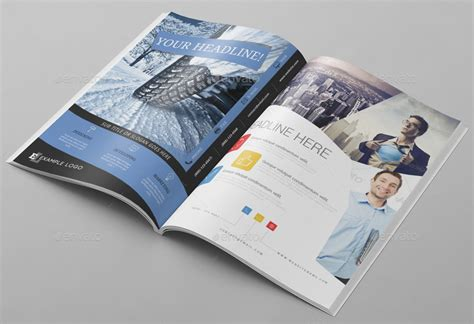 15 customizable magazine ad psd mockup psd download