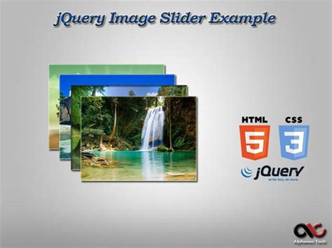 tutorial jquery slider image jquery image slider exle step by step tutorial guide