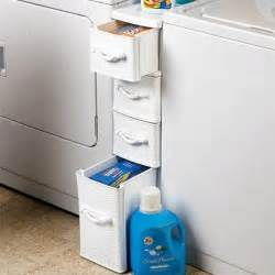 Laundry Room Storage Between Washer And Dryer Wicker Laundry Organizer Between Washer Dryer Drawers Drawers Products And Laundry Rooms