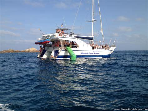catamaran costa brava catamarans bluesail costa brava