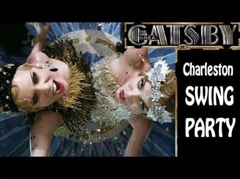 electro swing party the great gatsby charleston swing party dj electro