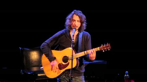be yourself chris cornell live paris trianon 06 12