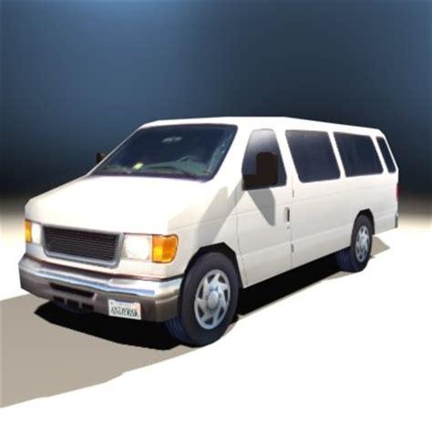 15 Passenger Models by 3d 15 Passenger Model