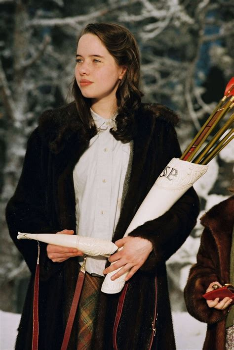 Susan The Witch And The Wardrobe by Popplewell As Susan Pevensie The Chronicles Of