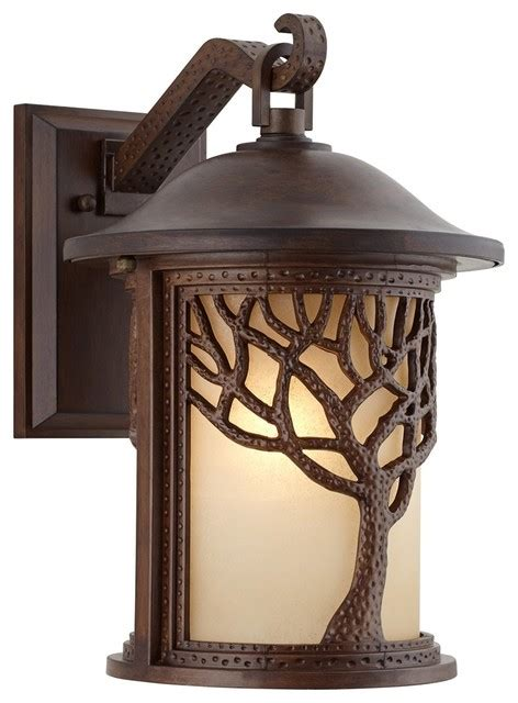 Arts And Crafts Outdoor Lighting Arts And Crafts Mission Bronze Mission Style Tree 15