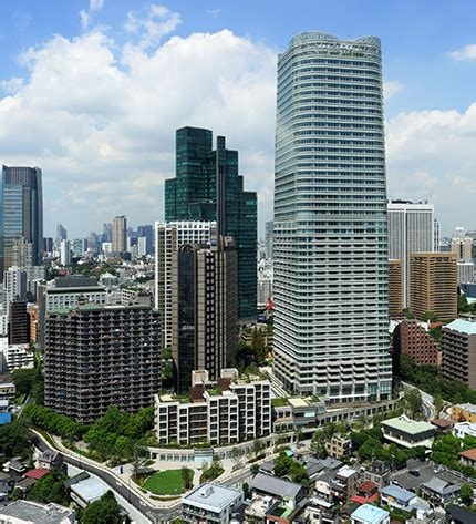ARK Hills Sengokuyama Mori Tower   Office Leasing in Japan