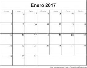 Calendario Enero 2017 Calendario De Enero 2017 Related Keywords Calendario De