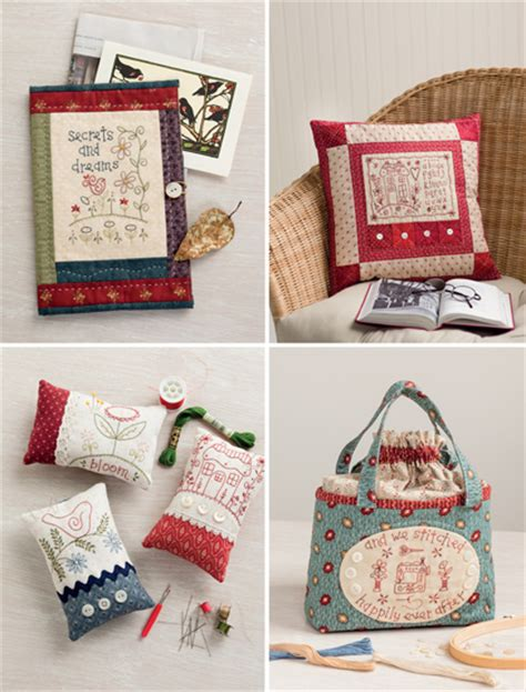 Patchwork Embroidery - patchwork embroidery book review crochet addict uk