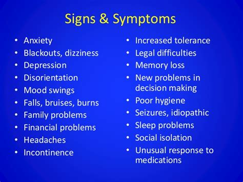 mood swings headaches fatigue dizziness 02nov15 drink wise age well programme launch