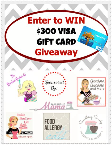 Holiday Visa Gift Cards - giveaways archives chocolate chocolate and more