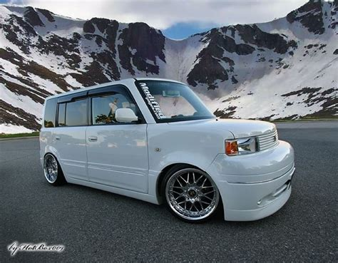 scion cube custom scion xb scions pinterest