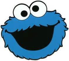 7 best images of sesame street face templates printable
