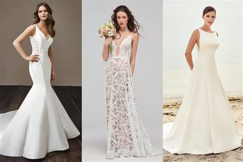 Wedding Dress Trends by 2018 Wedding Dress Trends Vows Bridal Outlet