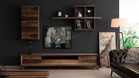 Meuble Tv Retro 501 by Vario Ahşap Tv 220 Nitesi Berke Mobilya