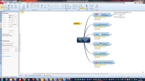 get a fledged project management application with