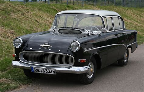 opel cars 1960 1960 opel caravan information and photos momentcar
