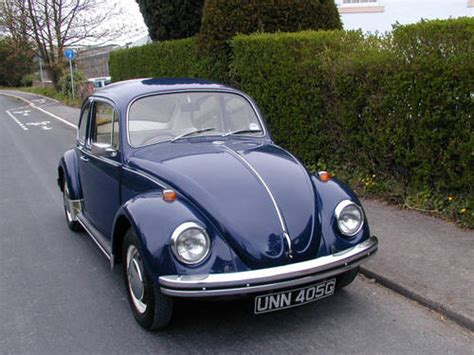 navy blue volkswagen beetle 1968 navy blue volkswagen beetle 1300 sold car and classic