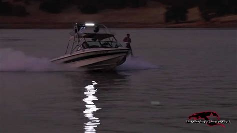 led light bars for boats lazer led light bars marine wakeboarding