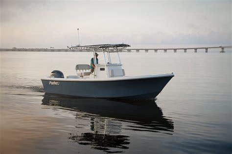 parker boats news new boat parker 23 se new england boating fishing